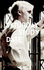 Draco Malfoy Imagine: Saturday Study Date by shuckinghowler