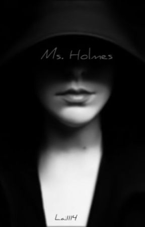 Ms. Holmes ON HOLD by lai1114