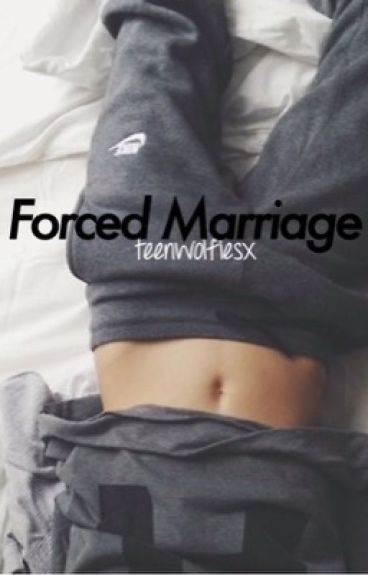 forced marriage // Liam Dunbar