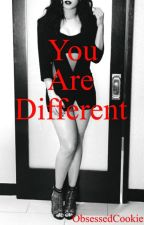 you are different | girlxgirl by ObsessedCookie