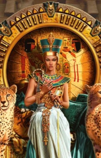 The Ancient Egyptian Queen