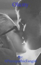 Olicity by blurryconstellations