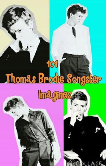 101 Thomas Brodie Sangster Imagines