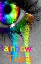 Rainbow Tears by lidybitty
