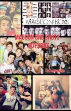 Magcon one shots (boyxboy) by bethanysstich