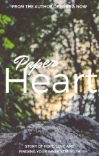 Paper Heart by eryates