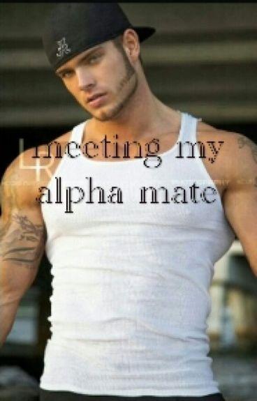 Meeting my alpha mate