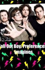 Fall Out Boy Preferences/Imagines by cboy650