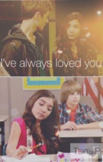 I've always loved you.