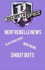 Nerf Rebelle News (news and shout outs) by RubyCL