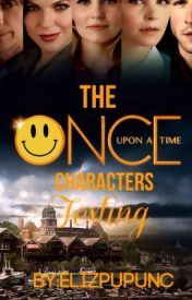 The Once Upon A Time Characters Texting by ewhite9