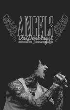 Angels //mitch lucker by OneDarkAngel