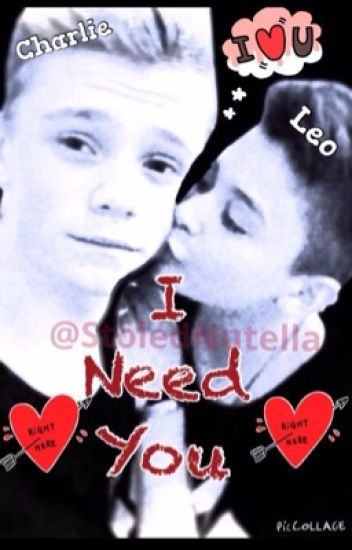 I Need You - (boyxboy) Bars And Melody FanFic -Chardre
