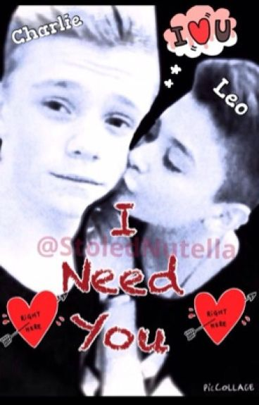 I Need You - (boyxboy) Bars And Melody FanFic Chardre