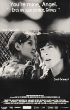   You're mine, Angel.   »Carl Grimes«   c.r by chandlersqueen_