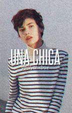 ¿Una Chica? by YacdeilyTorresLiu