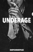 Underage - h.s [MATURE] [UNDER EDITING]  by suspiciousstyles