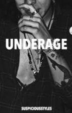 Underage - h.s by suspiciousstyles