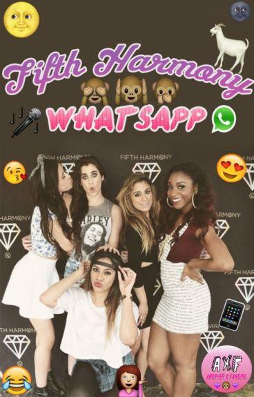 Fifth Harmony Whatsapp [Humor]