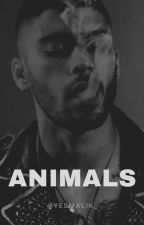 ANIMALS • zayn  by yesmalik_
