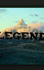 Legend (The Hobbit Fanfiction) by phantom_Ash