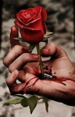 Falling Rose Petals by fudgemonkeylove
