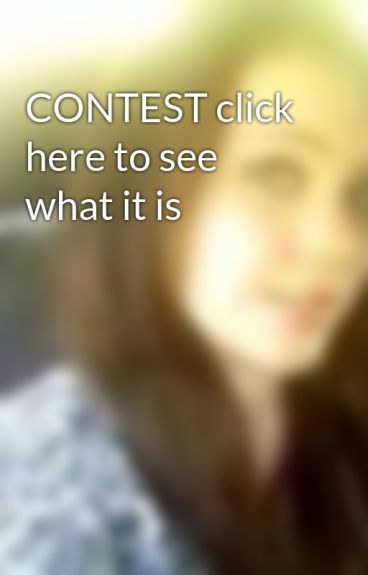 CONTEST click here to see what it is by midnightpredator01