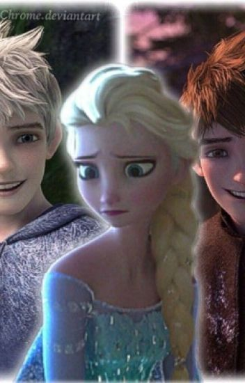 In Between Jelsa Jack Frost X Elsa X Frost Twin Valerie Wattpad