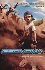 Geonoma - A Lenda do Pequeno Herói by AlexanderMacno