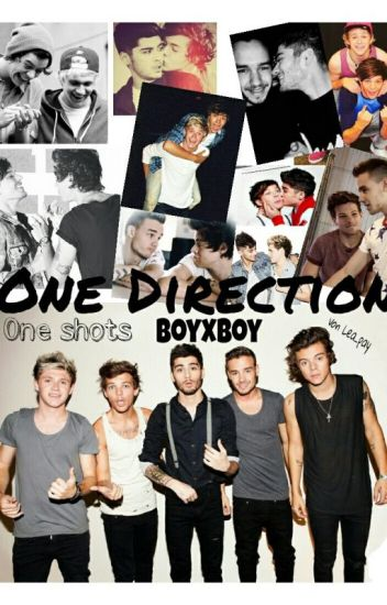One shots boyxboy One Direction