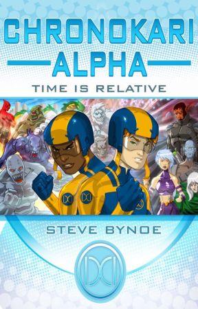 Chronokari Alpha: Time is Relative by ChronokariAlpha