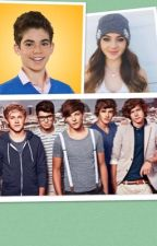 One Direction/Jessie fanfic by BlakeLilly