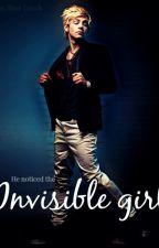Invisible girl by JustLaraD