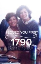 I LOVED YOU FIRST - larry stylinson by salwamo