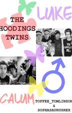 The Hoodings Twins ➳ Cake by zeelalife