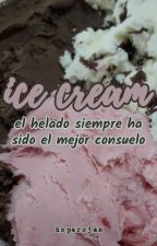 Ice cream (a ziall fanfic) by margueritebleue