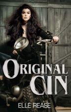 Original Cin - A Raptors MC Novel by ElleRease