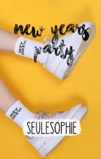 new years party: dan howell by sophiesprouse