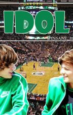 IDOL Ξ Larry Stylinson AU by InsaneB