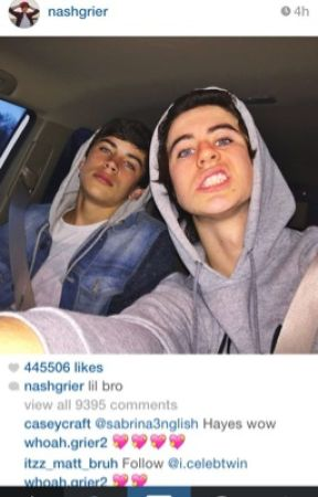 That christmas tho (nash grier fanfic) by lauriethibault1