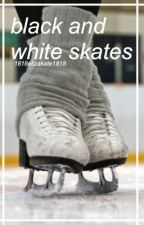 Black and White Skates by skrrrrtt