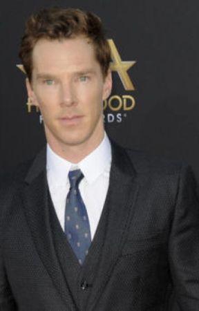 Benedict Cumberbatch x Reader One Shots by StarlightInHerEyes
