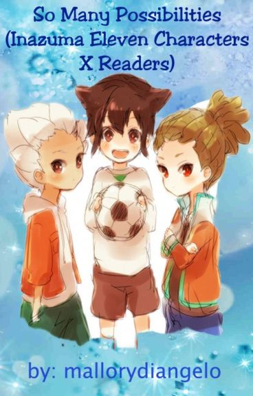 So Many Possibilities (Inazuma Eleven Characters X Reader)