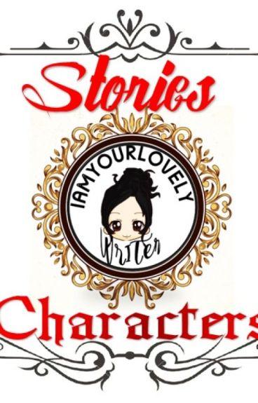 iamyourlovelywriter's List of Characters