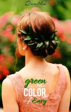Green Is The Color Of Envy by Reatha