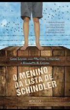 O Menino da Lista de Schindler by RebecaPinheiro8