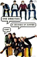 One Direction y 5sos [Chat]. by pizzax5sos
