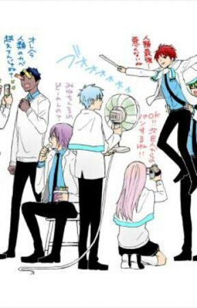Kuroko no Basuke One shots (knb x reader) - Jealousy (Aomine
