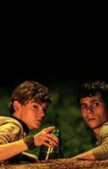 Mine? (newtmas fanfiction)