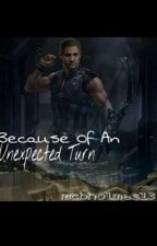 Because of an Unexpected Turn (Clint Barton Fanfic) [Reader Insert] by mcbholmes13